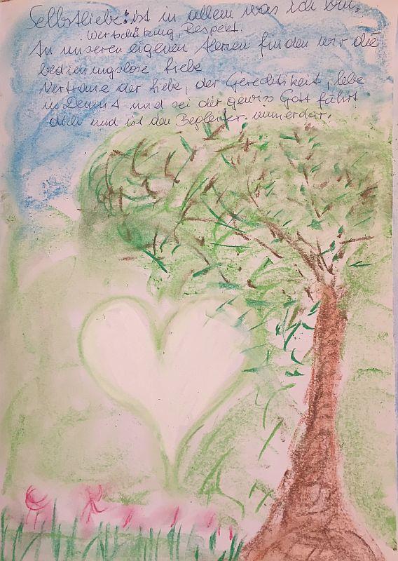 Der Lebensbaum der Liebe...