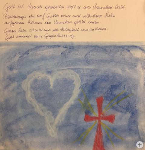 Glaube, Hoffnung und Liebe führen Euch zur Gewissheit